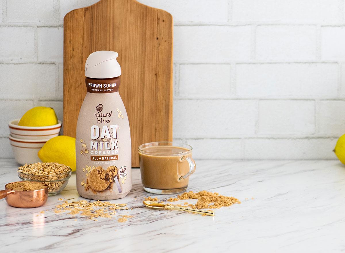 natural bliss oat milk creamer