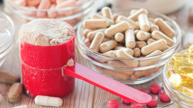 nutritional supplements powders