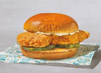 popeyes fish sandwich