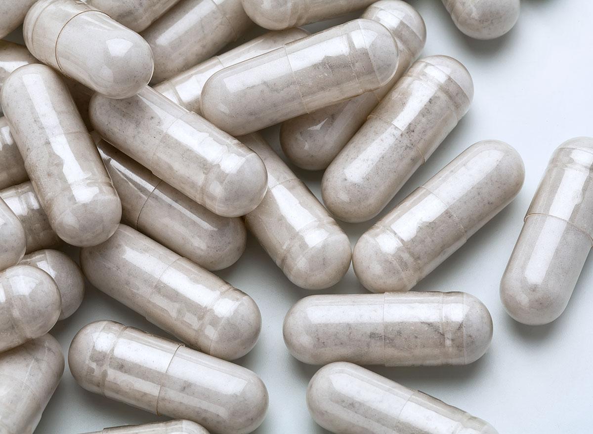 probiotic pills
