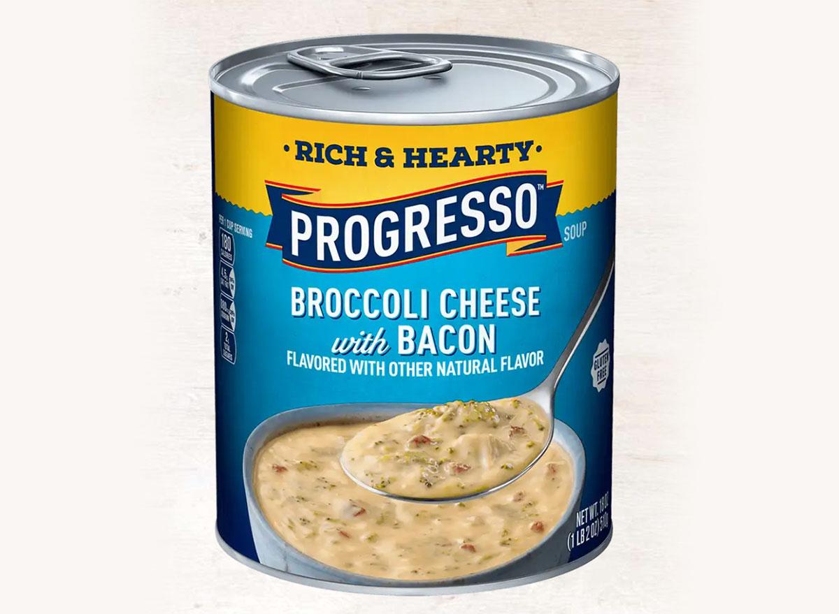 progresso broccoli cheese