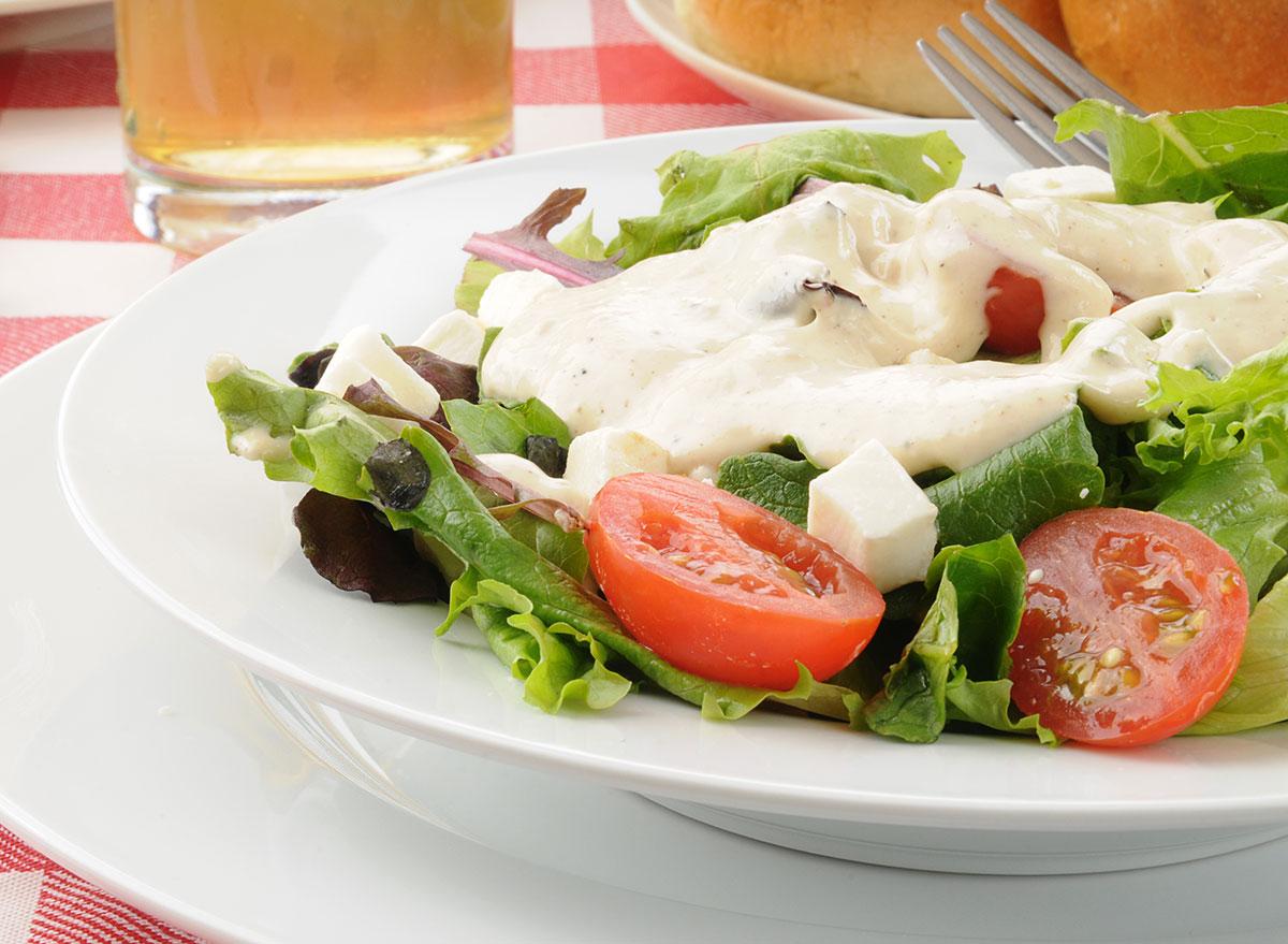 salad ranch