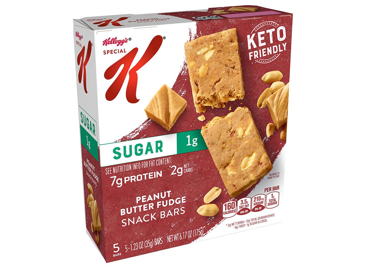 special k snack bar
