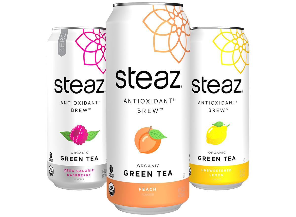Steaz tea
