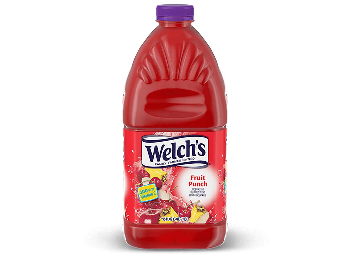 welchs fruit punch