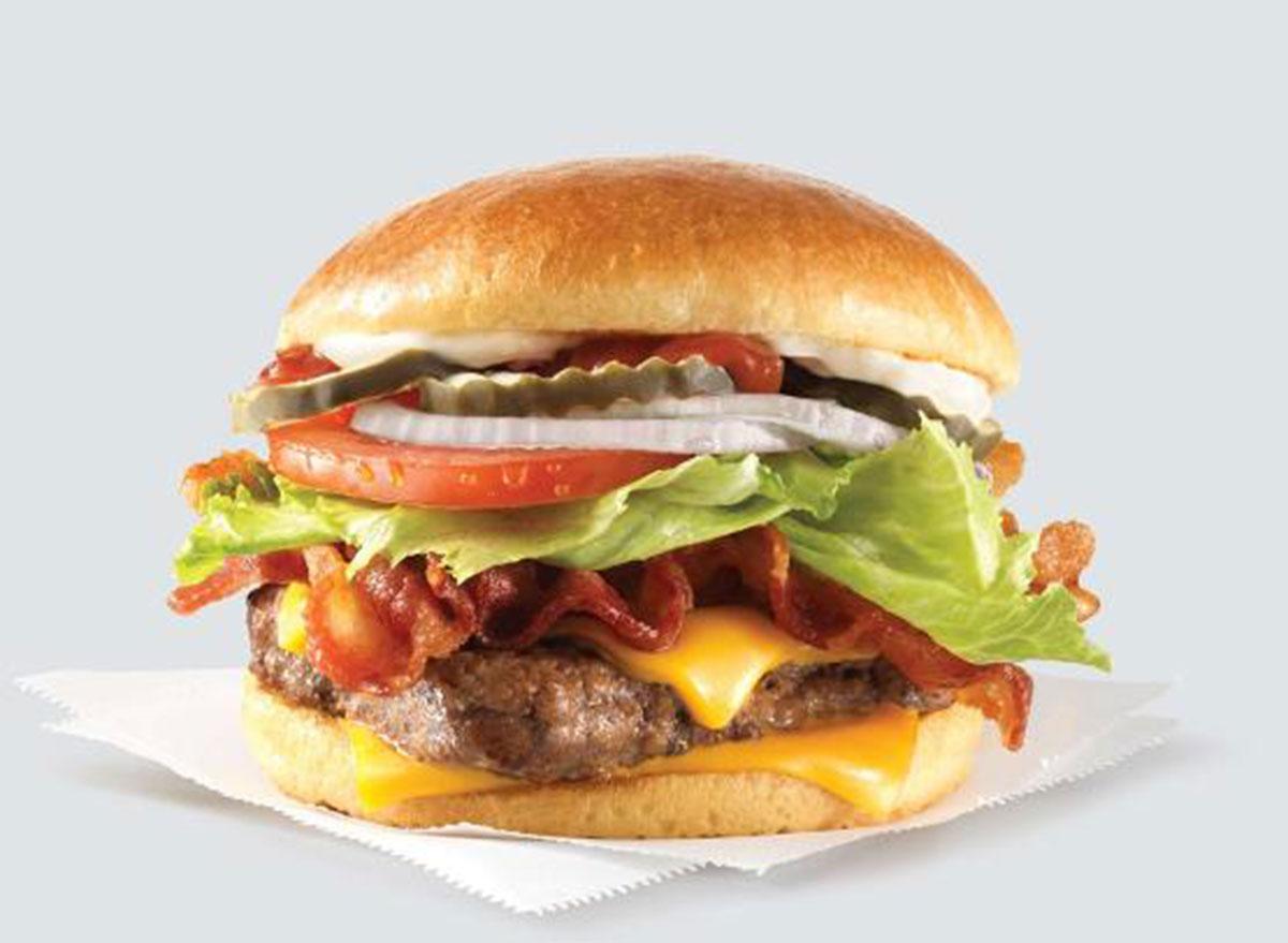Wendys Big Bacon Classic