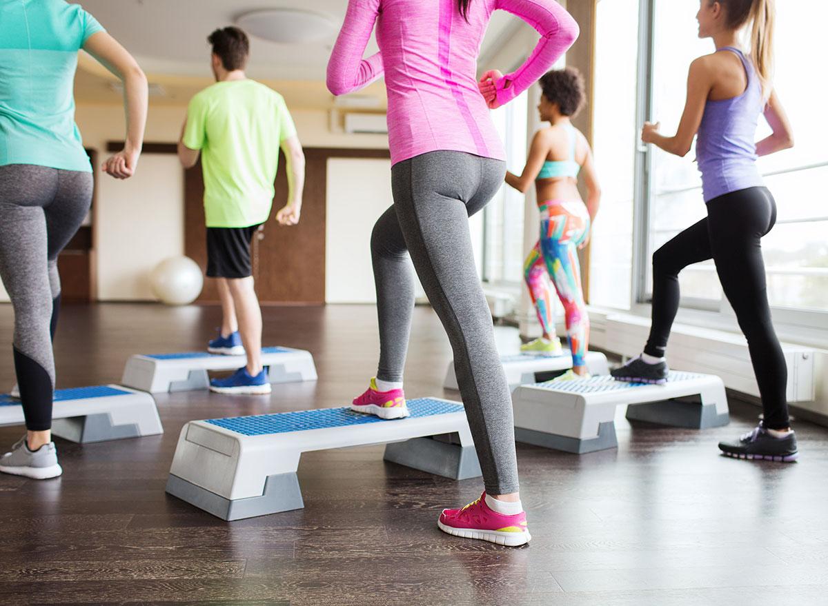 workout class