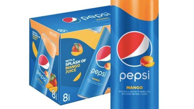 Pepsi, Pepsi Mango
