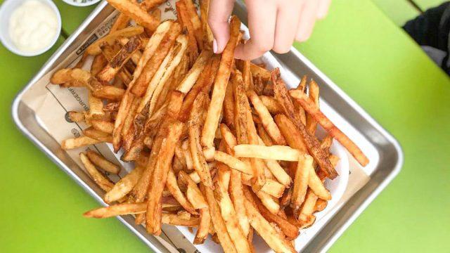 burgerfi fries