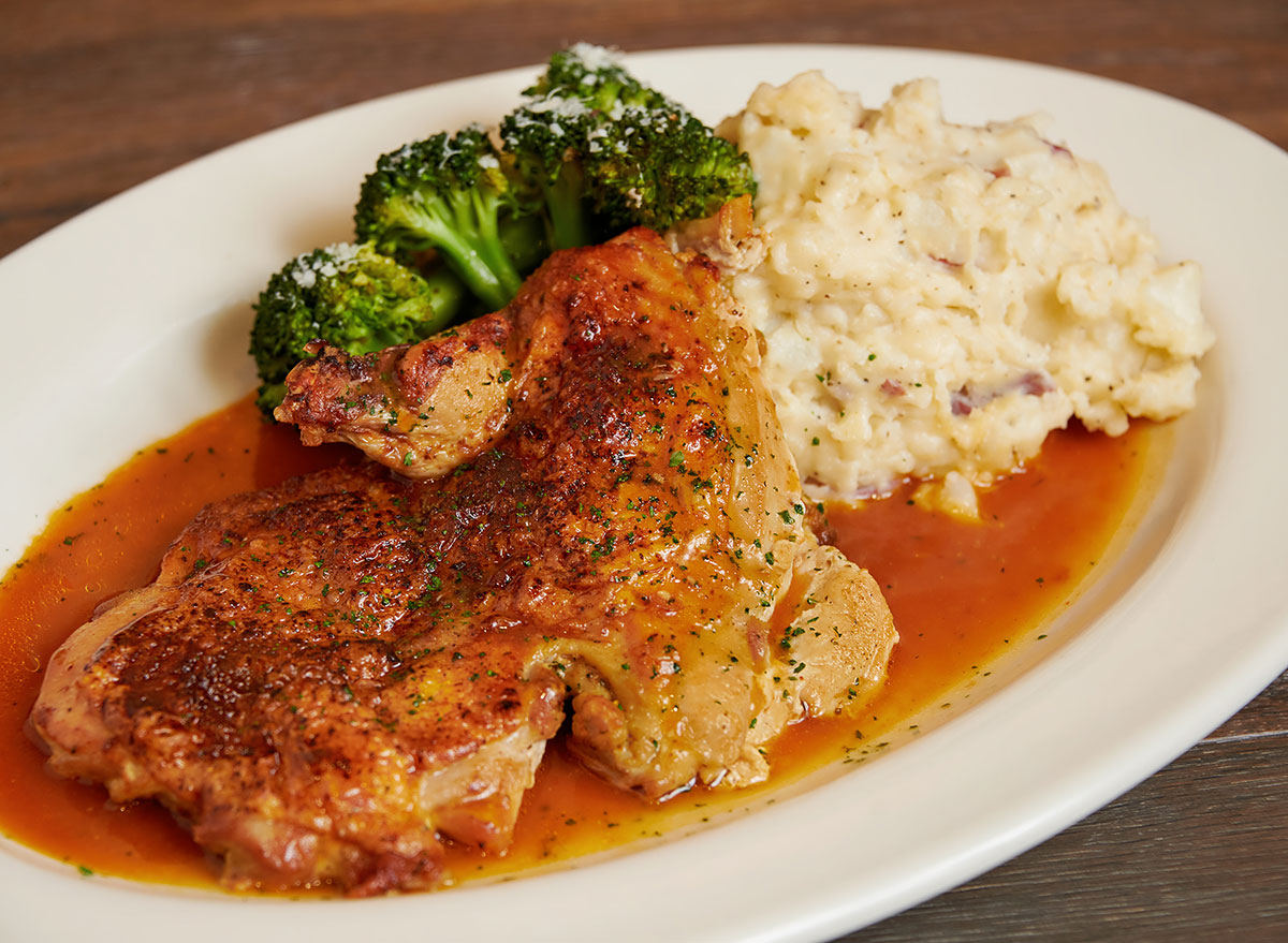 cheesecake factory pan roasted chicken