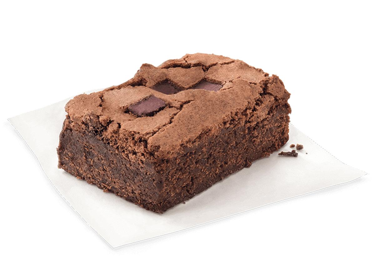 chick-fil-a chocolate fudge brownie