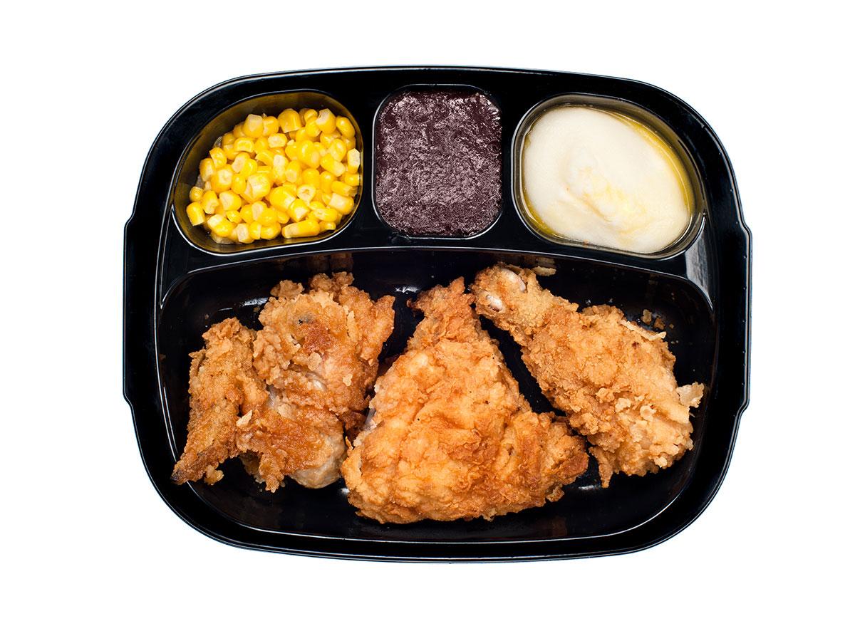chicken dinner frozen
