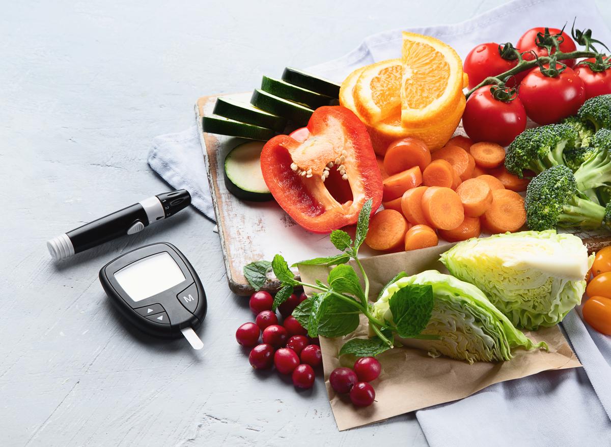 diabetes diabetic diet foods