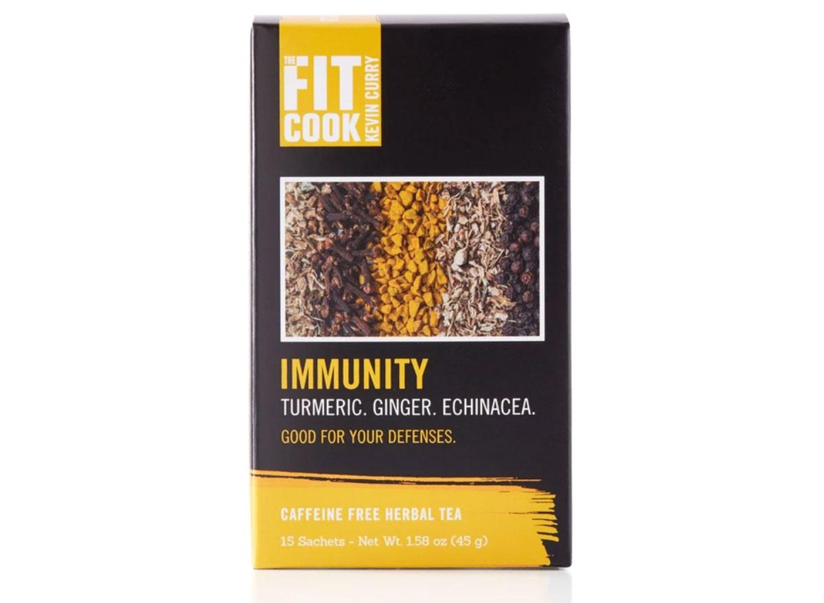 fit cook immunity tea