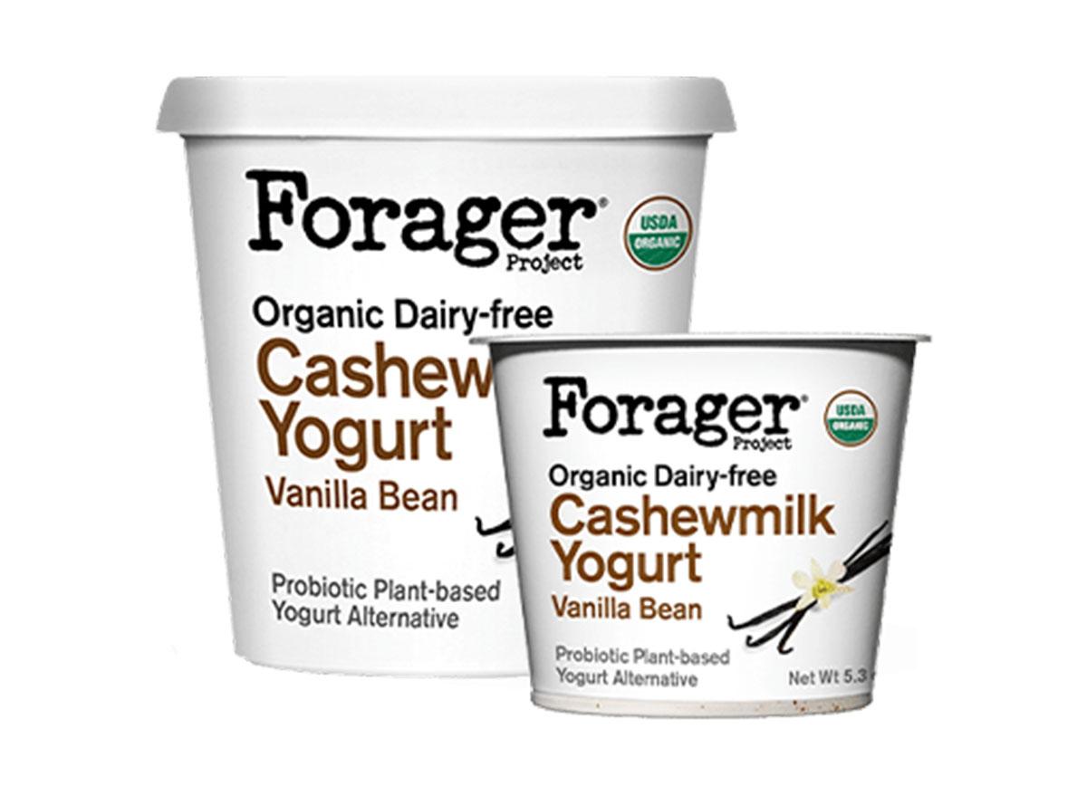forager cashew yogurt