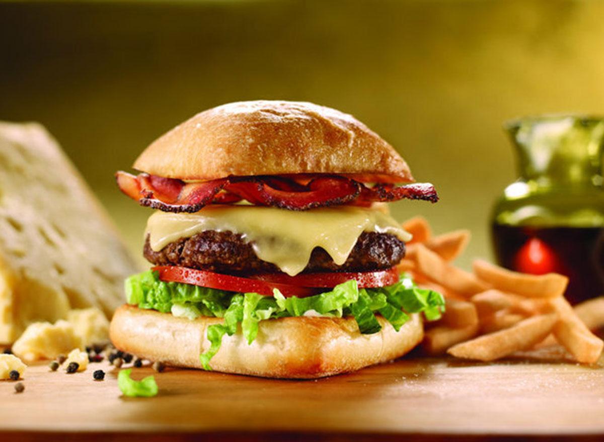 friendlys vermonter burger