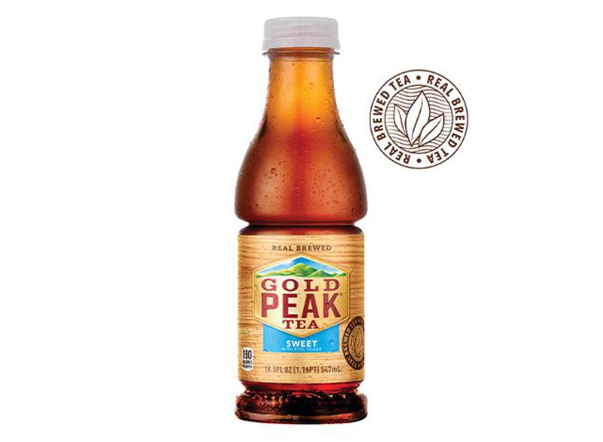 gold peak sweet tea