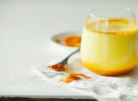 golden milk turmeric