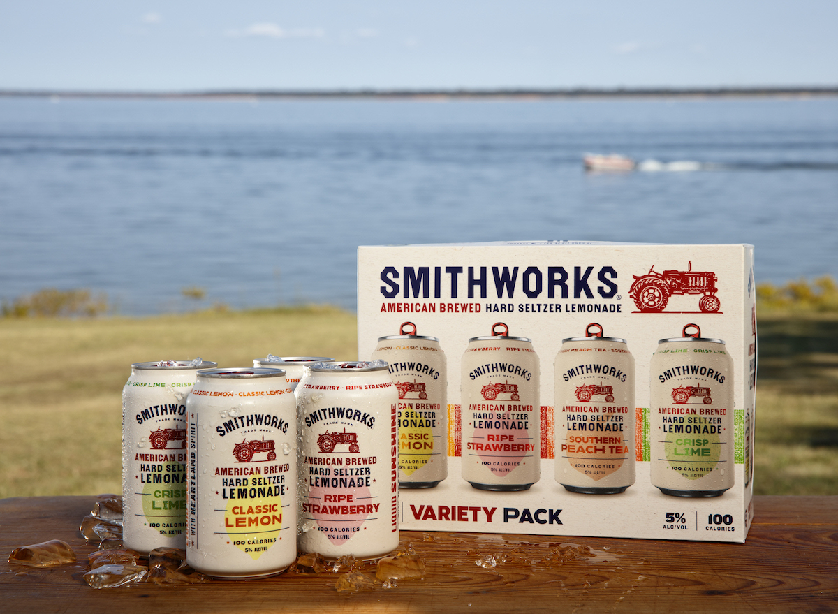 Smithworks Hard Seltzers