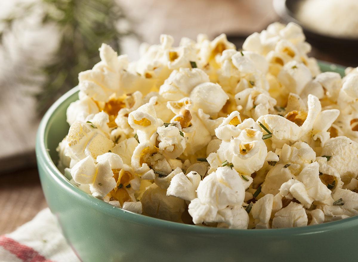 herb popcorn