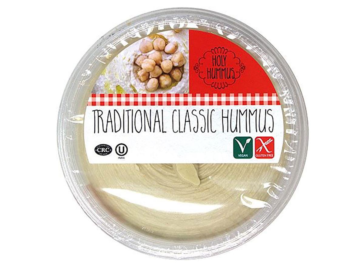 holy hummus traditional classic hummus