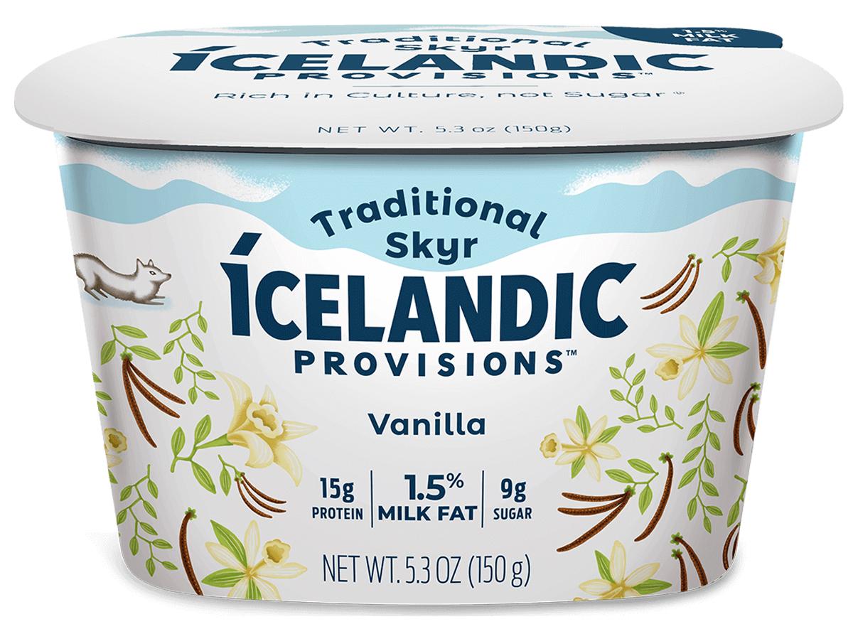 icelandic provisions vanilla skyr
