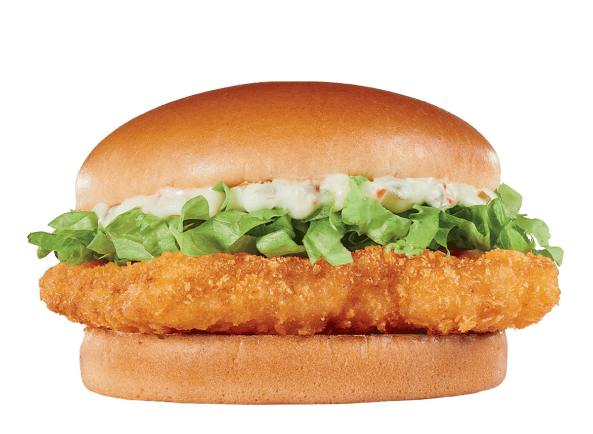 jack in the box fish sandwich