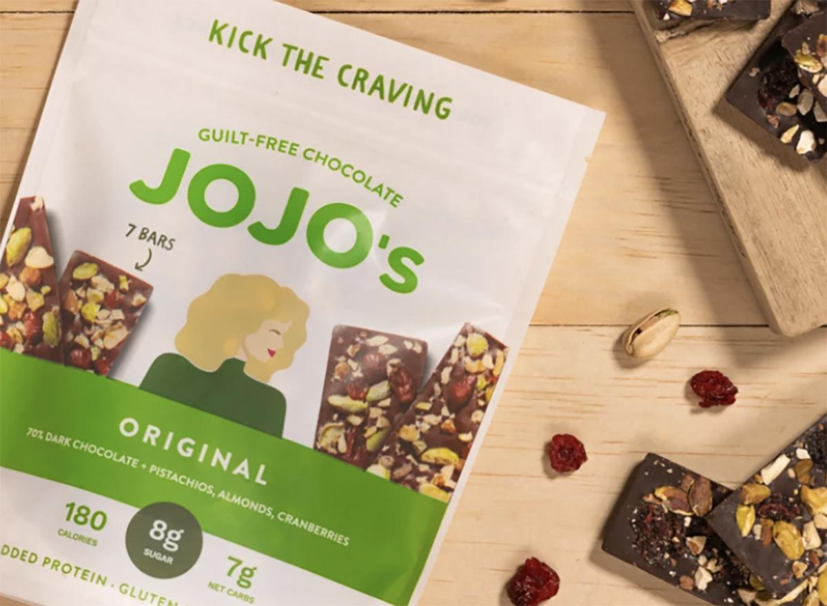 Jojo's Guilt-Free Chocolate
