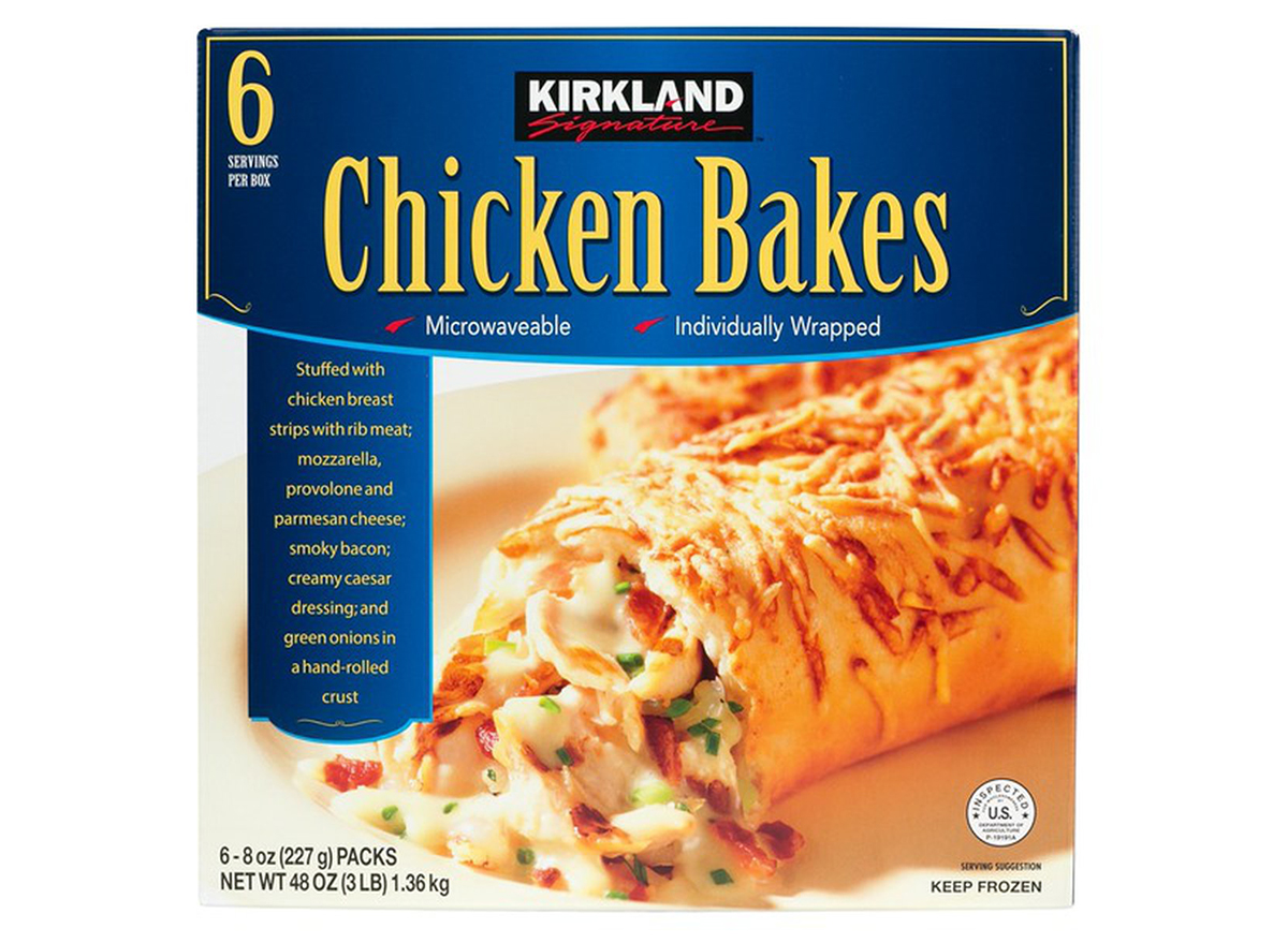 Kirkland Chicken Bake