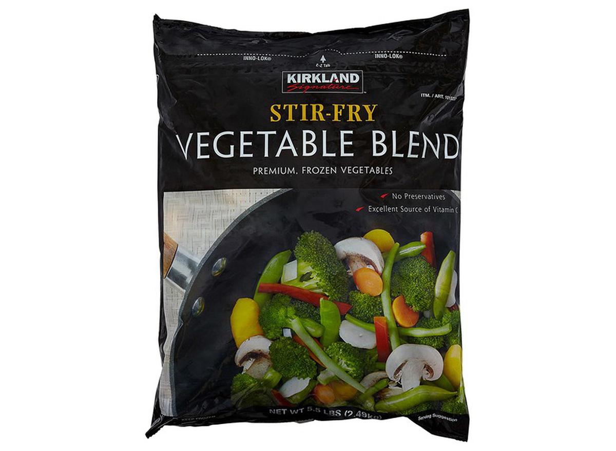 Kirkland Stir-Fry Vegetable Blend