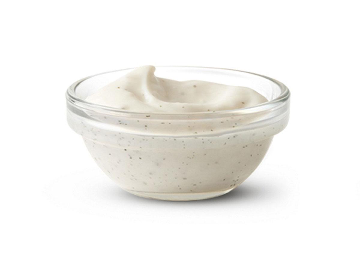 mcdonalds creamy ranch