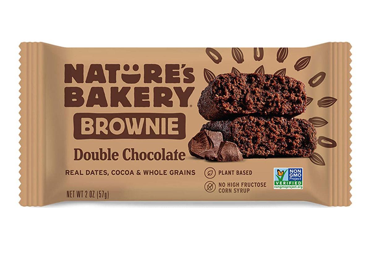 natures bakery brownie bar