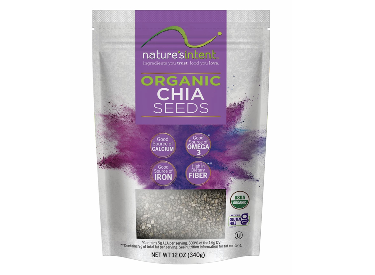 Nature's Intent chia seeds