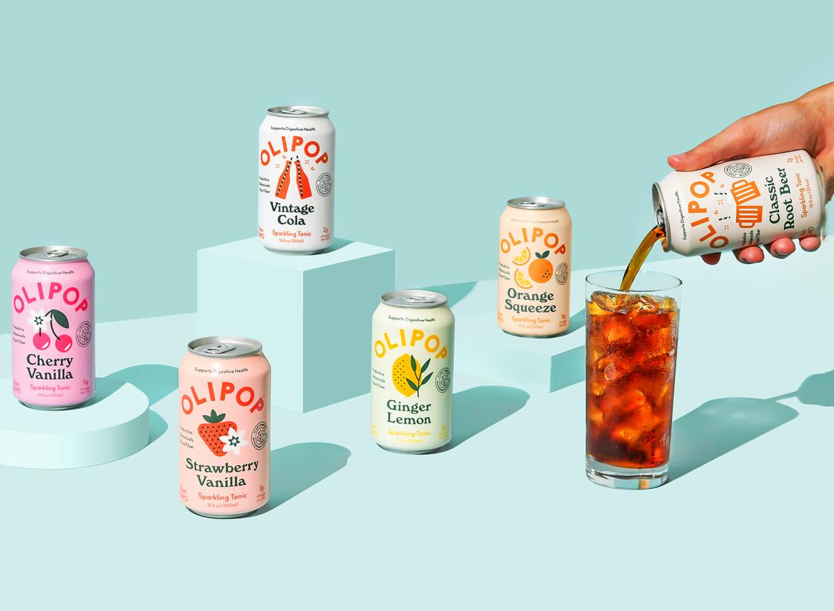 drink olipop soda