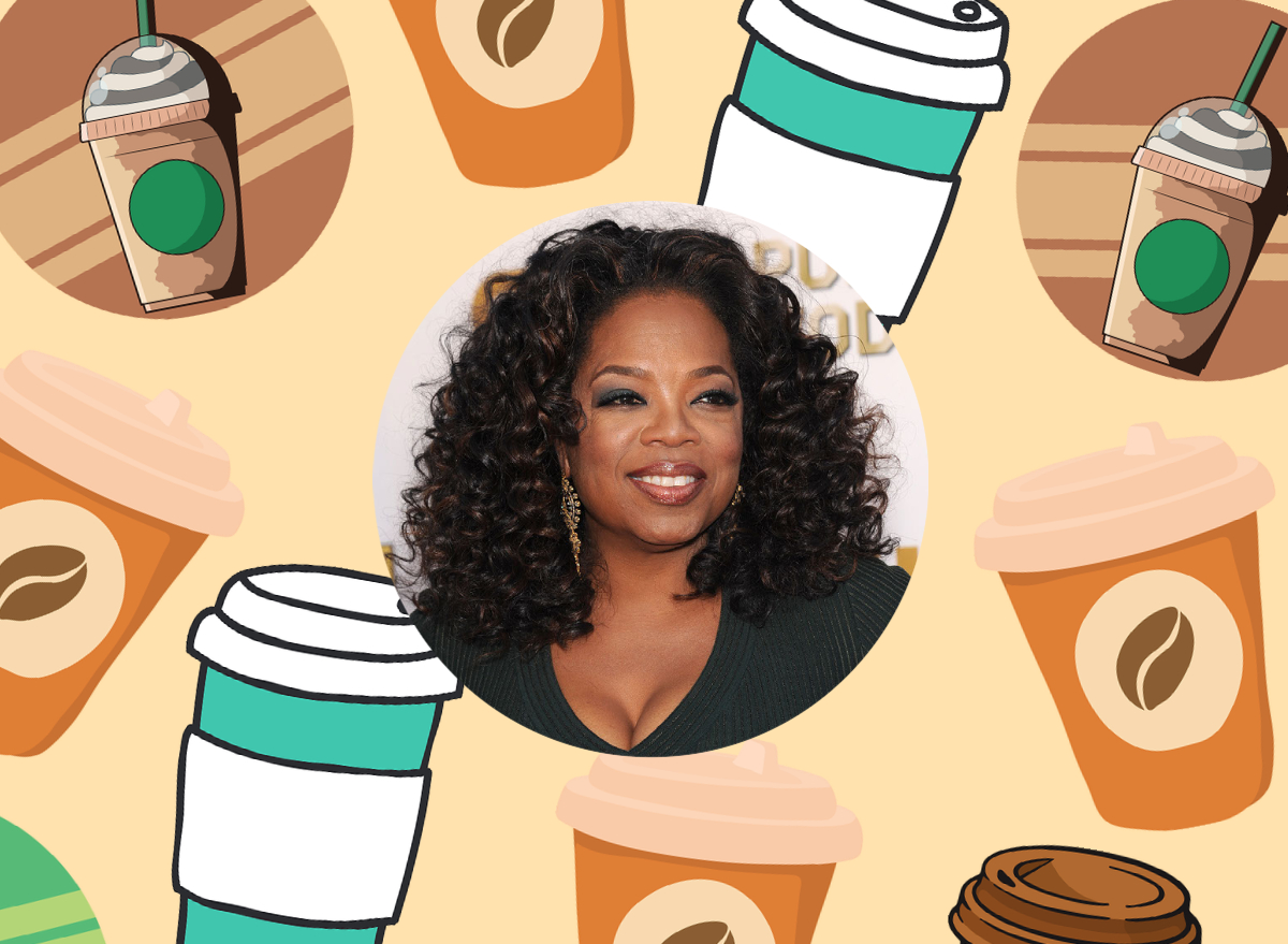 oprah winfrey starbucks