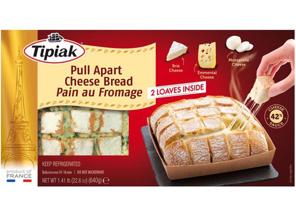 Costco pull apart cheese bread