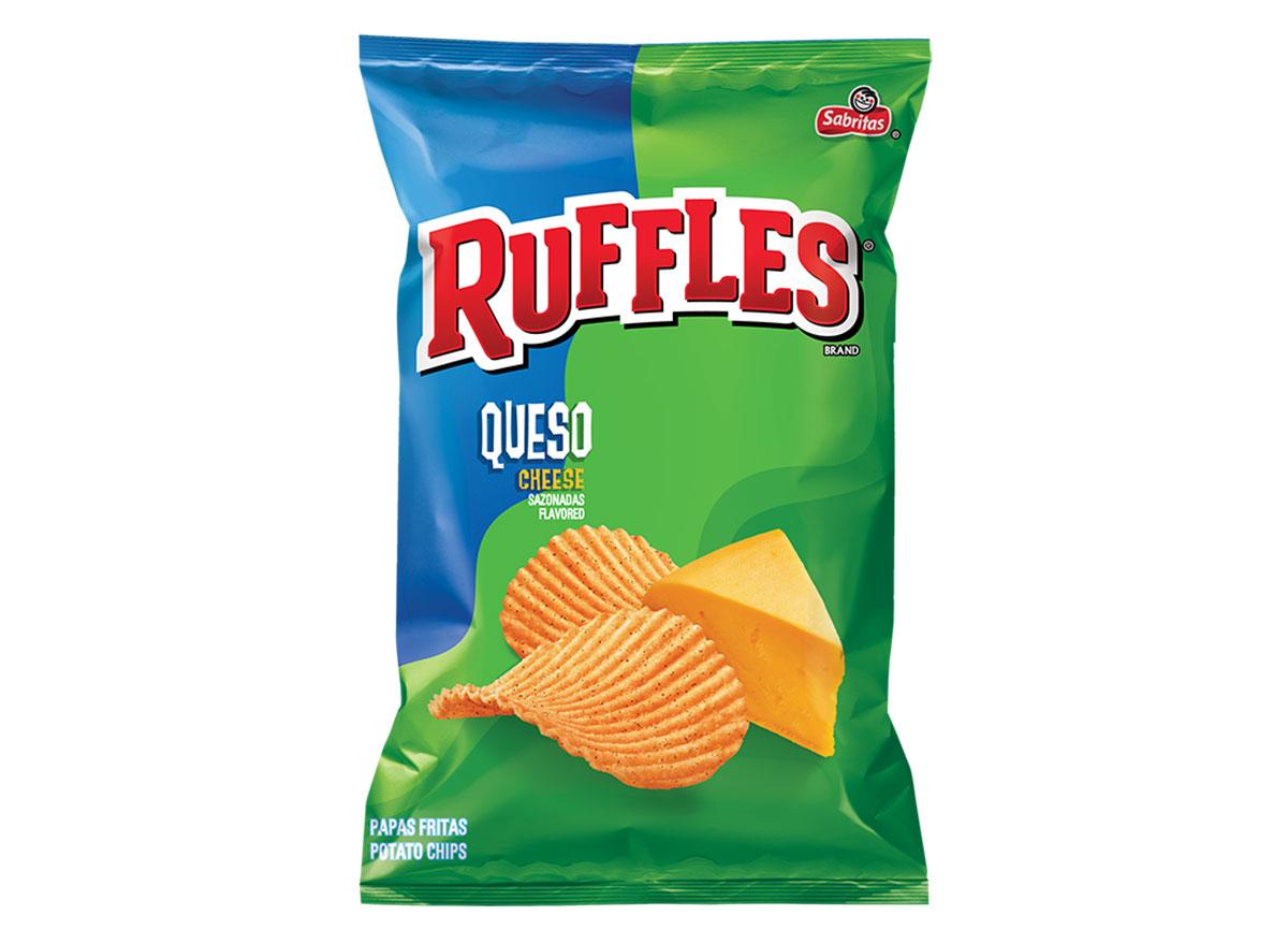 ruffles queso cheese