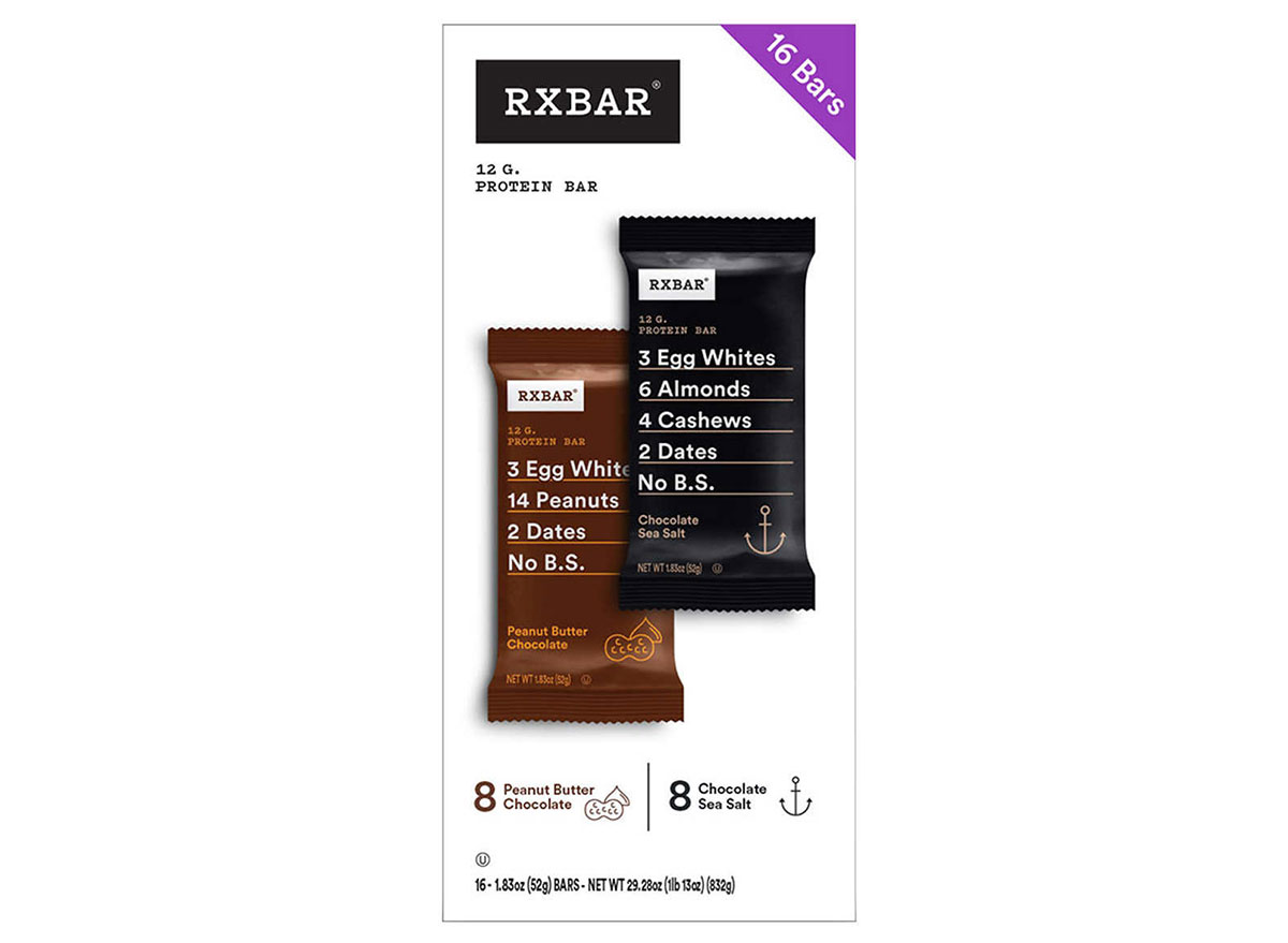 rx bars variety pack