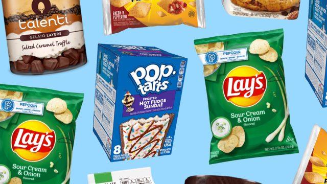 snack foods immune system