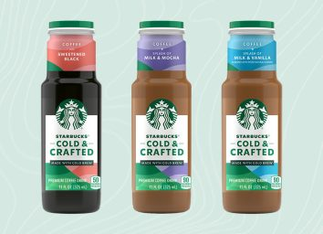 starbucks cold and crafted cold brew