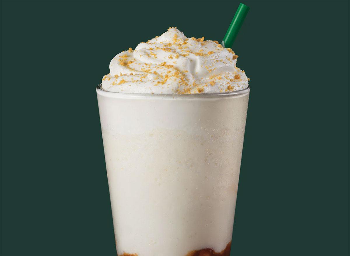 starbucks smores creme frappuccino