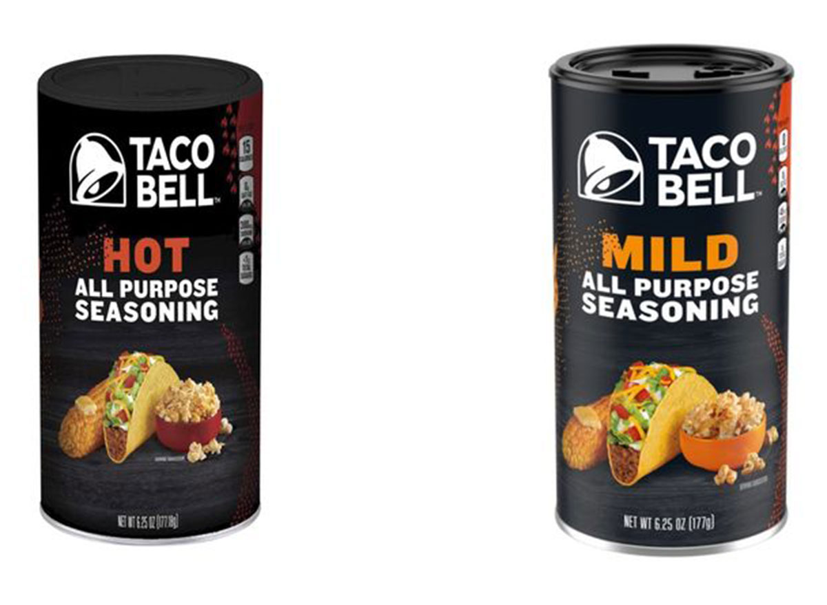 taco bell all-purpose seasoning