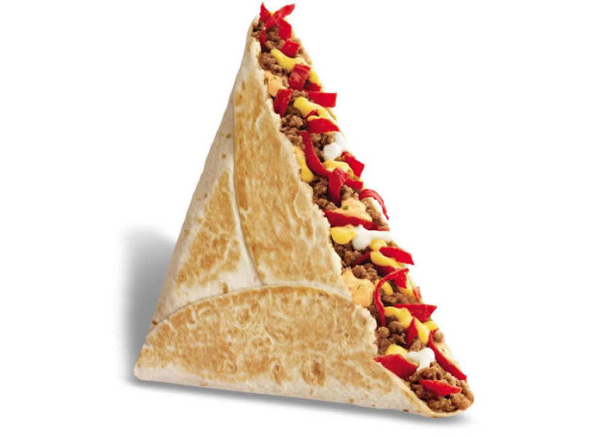 taco bell grilled stuft