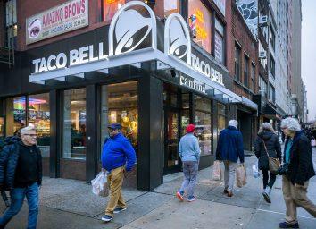 taco bell urban