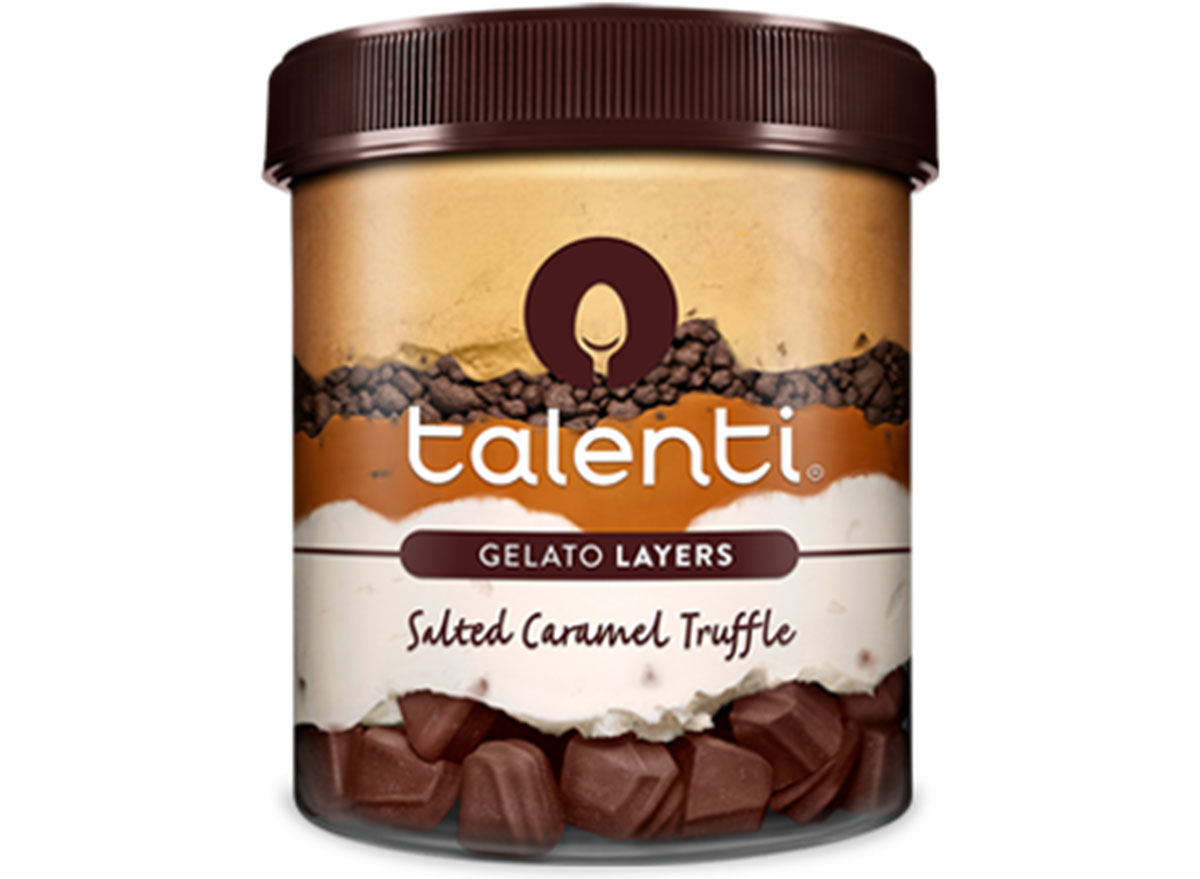 talenti salted caramel truffle