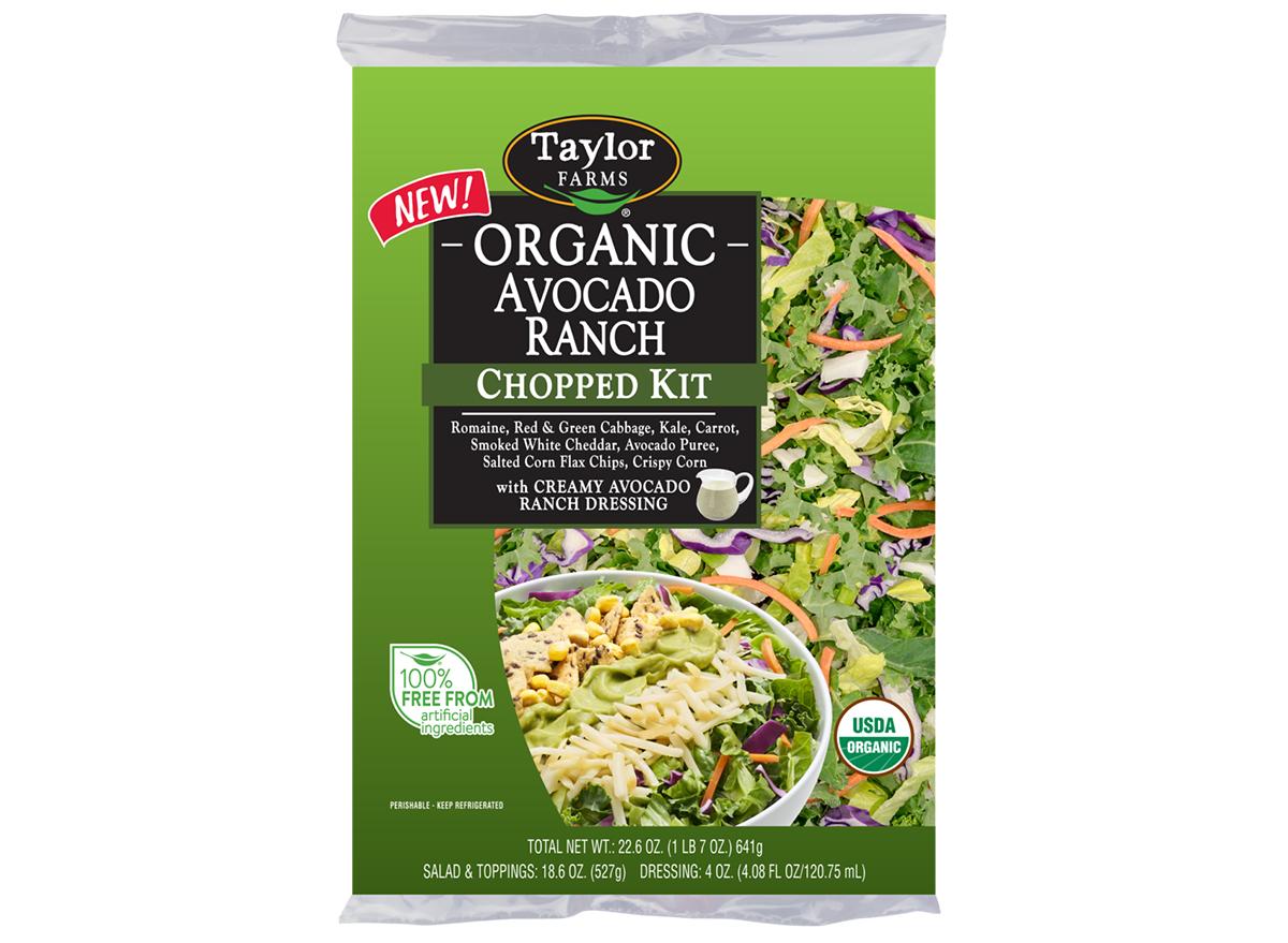 Taylor Farms Avocado Ranch Salad