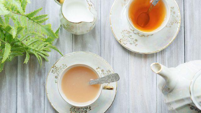tea, teacups, tea kettle
