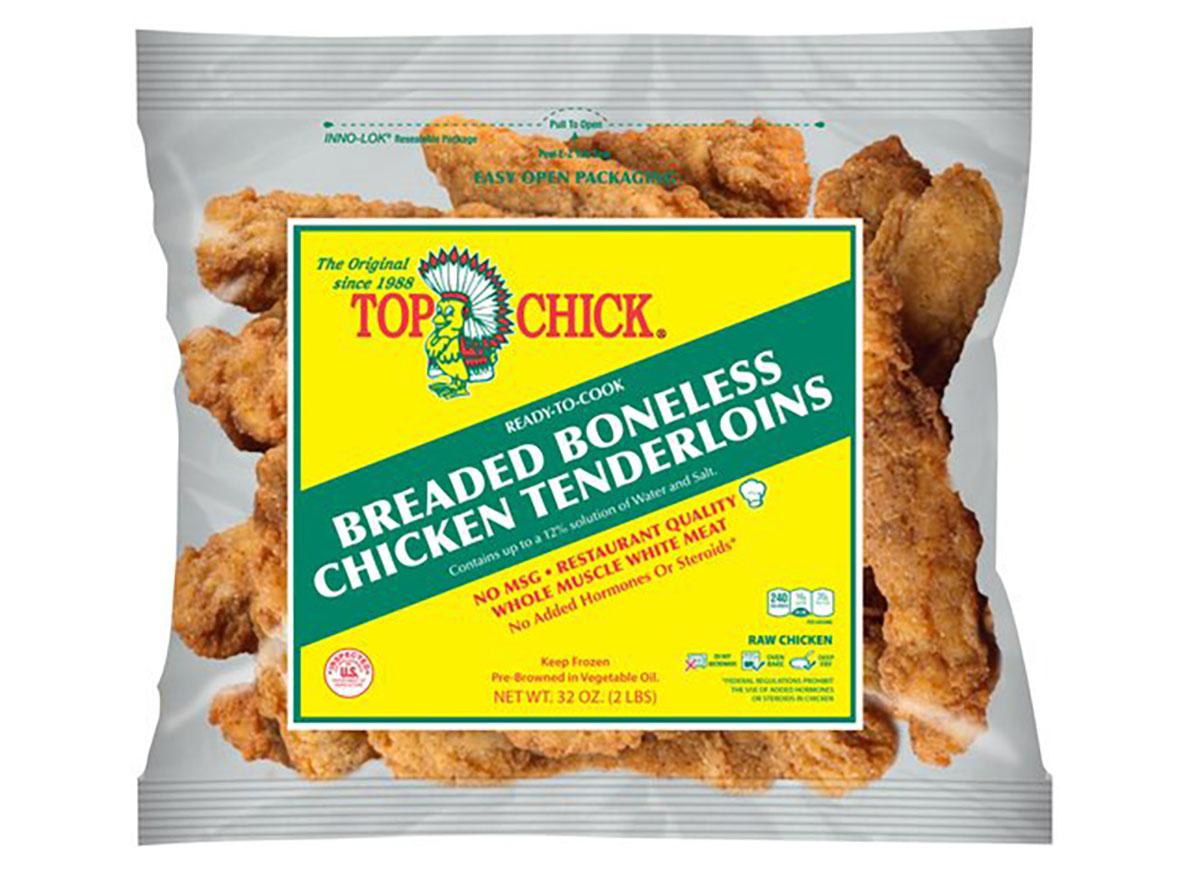 top chick frozen chicken tenderloins