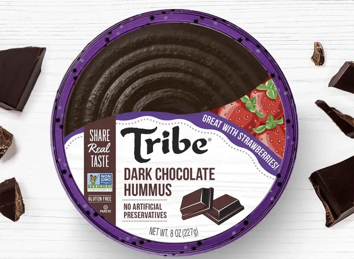 Tribe Dark Chocolate Hummus