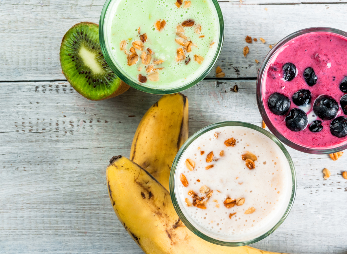 weight loss fruit smoothies